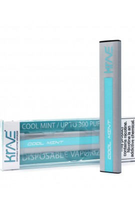 Krave Disposable Pod Mod Vape Cool-Mint Flavor