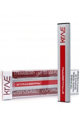 Krave Disposable Pod Mod Vape Strawberry Flavor