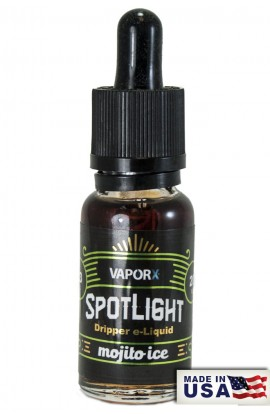VaporX 20ml 'Spotlight' Dripper E-Liquid